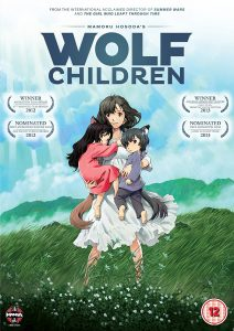 WOLF CHILDREN - borsalino distribution